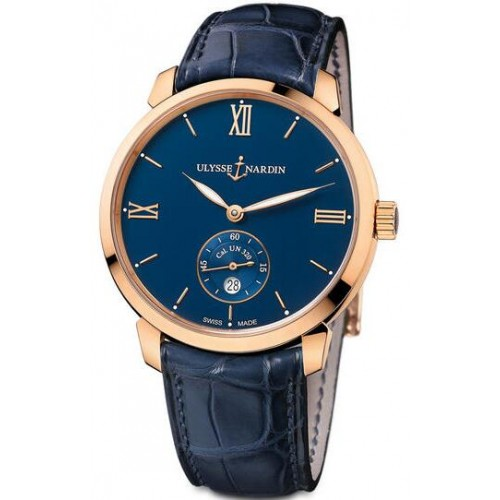 Ulysse Nardin Classico Manufacture Small Second Mens Watch Fake