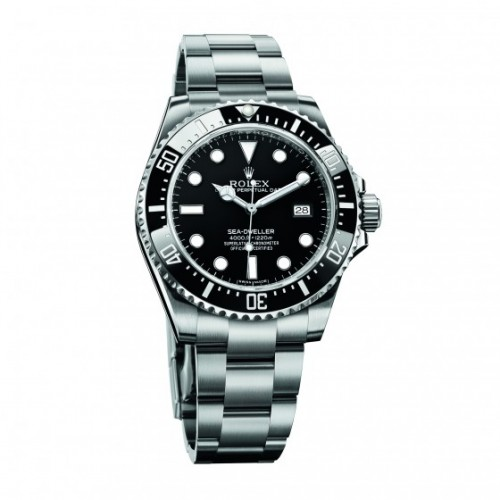 Rolex Sea-Dweller 4000 Black Dial Mens Watch Replica