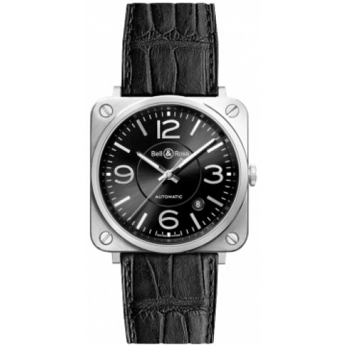 Bell & Ross BR S Automatic 39mm BRS92-BL-ST Ladies Watch Fake