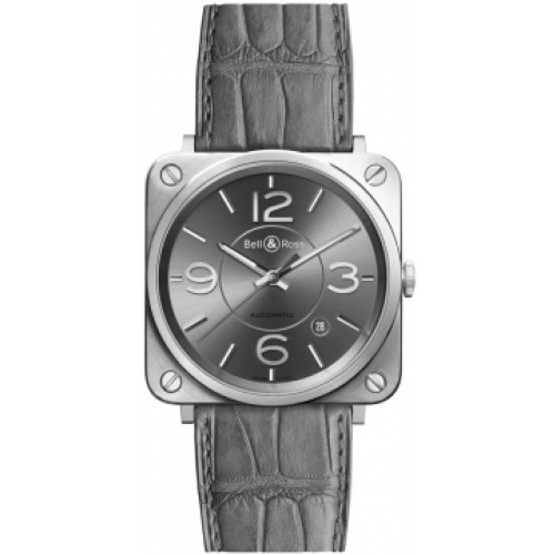 Bell & Ross BR S Automatic 39mm BRS92-RU-ST/SCR Mens Watch Fake