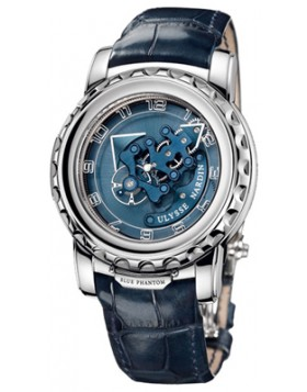 Fake Ulysse Nardin Freak Blue Phantom Mens Watch 020-81