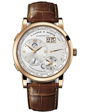 Replica A.Lange & Sohne Grand Lange 1 Time Zone Mens Watch