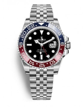 Rolex GMT-Master II Steel 40 mm Replica