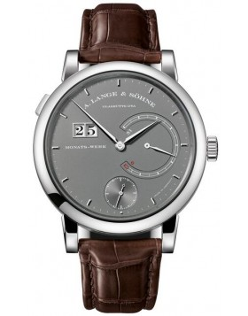 Replica A.Lange & Sohne Lange 31 White Gold Gray