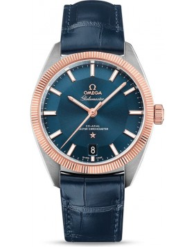 Popular Replica Omega Constellation Globemaster Chronometer 39mm Sedna Gold 130.23.39.21.03.001