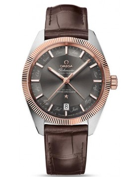 Fake Omega Globemaster Co-Axial Master Chronometer Annual Calendar 130.23.41.22.06.001