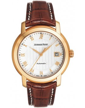 Audemars Piguet Jules Audemars Automatic Silver Dial Mens Watch Fake