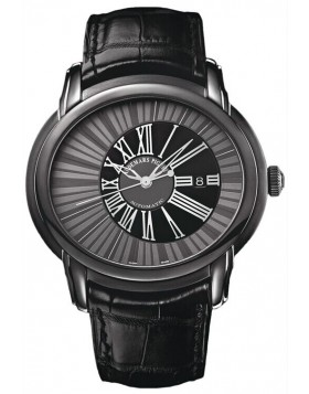 Audemars Piguet Millenary Automatic Quincy Jones Mens Watch Fake
