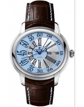 Audemars Piguet Millenary Blue Dial Automatic Mens Watch Fake