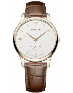 Chopard L.U.C. XPS Automatic 18 kt Rose Gold Mens Watch Replica