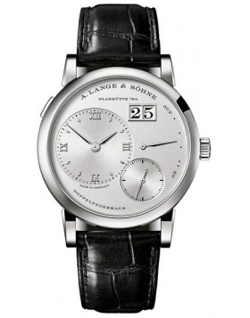 Fake A.Lange & Sohne Lange 1 Platinum Mens Watch 191.025