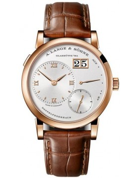 Fake A.Lange & Sohne Lange 1 38.5mm Rose Gold Mens Watch 191.032