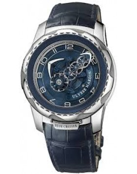 Fake Ulysse Nardin Freak Blue Cruiser Watch 2050-131/03
