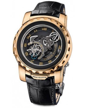 Fake Ulysse Nardin Freak Phantom Tourbillon Rose Gold 2086-115