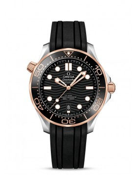 Omega Seamaster Diver 300 m Co-Axial Master Chronometer Replica