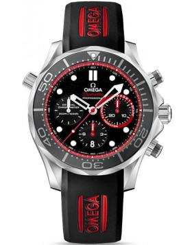 Popular Replica Omega Seamaster Diver 300M Co-Axial 44 Regatta Chronograph 44mm 212.32.44.50.01.001