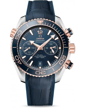 Popular Replica Omega Seamaster Planet Ocean 600M Master Chronometer Chronograph 45.5mm Mens Watch 215.23.46.51.03.001