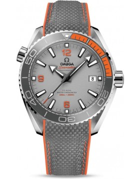 Popular Replica Omega Seamaster Planet Ocean 600M Automatic Grey Dial Mens Watch 215.92.44.21.99.001