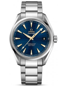 Fake Omega Seamaster Aqua Terra 150m Master Co-Axial 41.5 Stainless Steel 231.10.42.21.03.006