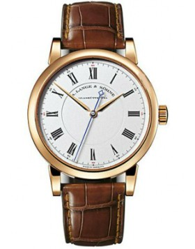 Replica A.Lange & Sohne Richard Lange Silver Dial 41mm Mens Watch