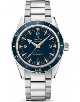 Popular Replica Omega Seamaster 300 Omega Master Co-Axial 41 mm Platinum Watch 233.90.41.21.03.002