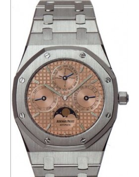 Fake Audemars Piguet Royal Oak Perpetual Calendar Platinum Mens Watch 25820PT.OO.0944PT.04