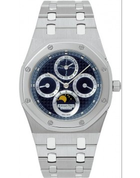 Fake Audemars Piguet Royal Oak Perpetual Calendar Stainless Steel Mens Watch 25820SP.OO.0944SP.02