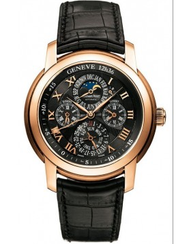 Audemars Piguet Jules Audemars Equation of Time Black Dial Mens Watch Fake