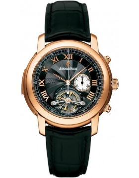 Audemars Piguet Jules Audemars Tourbillon Chronograph Minute Repeater Fake