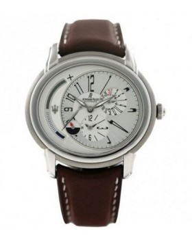 Audemars Piguet Millenary Silver Dial Mens Watch Fake