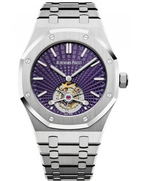 Fake Audemars Piguet Royal Oak Ultra Thin Tourbillon 26522ST.OO.1220ST.01