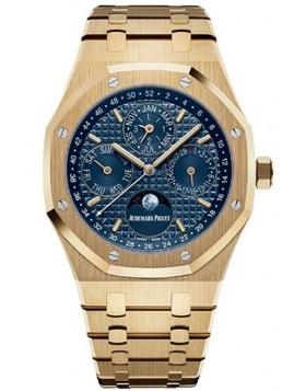 Audemars Piguet Royal Oak Perpetual Calendar Yellow Gold Replica