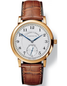 Replica A.Lange & Sohne 1815 White Dial 37mm Mens Watch