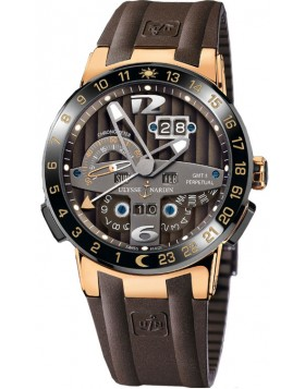 Fake Ulysse Nardin El Toro Mens Watch 322-00