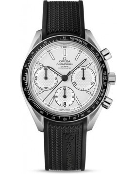 Omega Speedmaster Racing Automatic Chronograph 40mm Silver Dial Mens Watch Replica 326.32.40.50.02.001