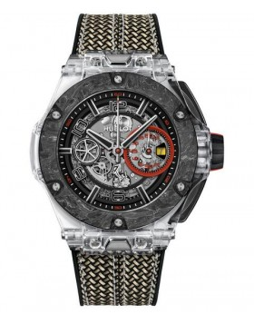 Fake Hublot Big Bang Scuderia Ferrari 90th Anniversary Sapphire Watch 402.JQ.0123.NR