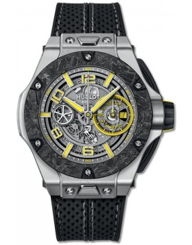 Fake Hublot Big Bang Scuderia Ferrari 90th Anniversary Platinum Watch 402.TQ.0129.VR