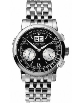 Replica A.Lange & Sohne Datograph Flyback Chronograph Manual 40mm Mens Watch