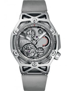 Replica Hublot Techframe Ferrari Tourbillon Chronograph Sapphire 45mm Watch 408.JW.0123.RX