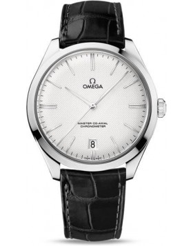 Popular Replica Omega De Ville Tressor White Gold Master Co-Axial 40 mm 432.53.40.21.02.004