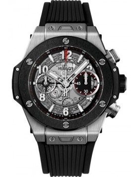 Hublot Big Bang Unico 42mm Titanium Ceramic Watch Replica