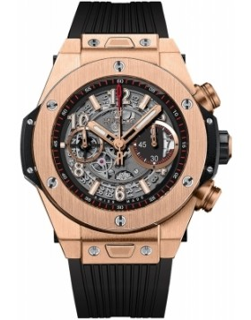 Hublot Big Bang Unico King Gold 42mm Watch Replica