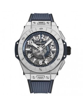 Replica Hublot Big Bang Unico GMT Titanium 45mm Mens Watch