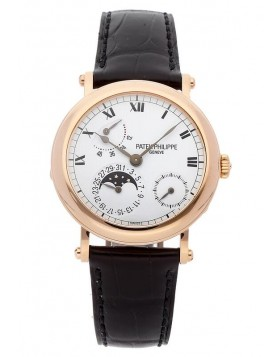 Patek Philippe Grand Complications Moon Phase Power Reserve Replica