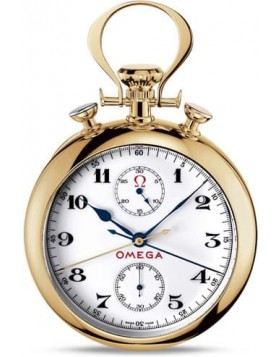 Omega Specialities Olympic Pocket Watch 1932 Replica 5109.20.00