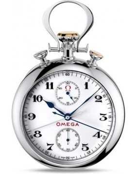 Omega Olympic Pocket Watch Replica 5110.20.00