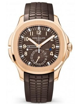 Replica Patek Philippe Aquanaut Travel Time Automatic Mens Watch