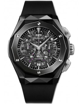 Fake Hublot Classic Fusion Aerofusion Chronograph Orlinski Black Magic Watch 525.CS.0170.RX.ORL19