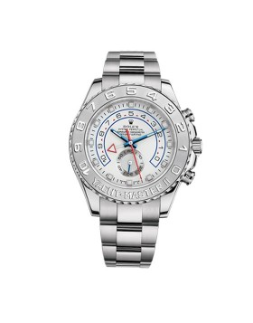 Rolex Yacht-Master II White Gold Mens Watch Replica