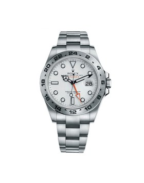 Rolex Explorer II White Mens Watch Replica